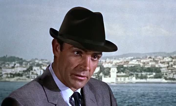 Screen Shot Of From Russia with Love (1963) Dual Audio Movie 300MB small Size PC Movie