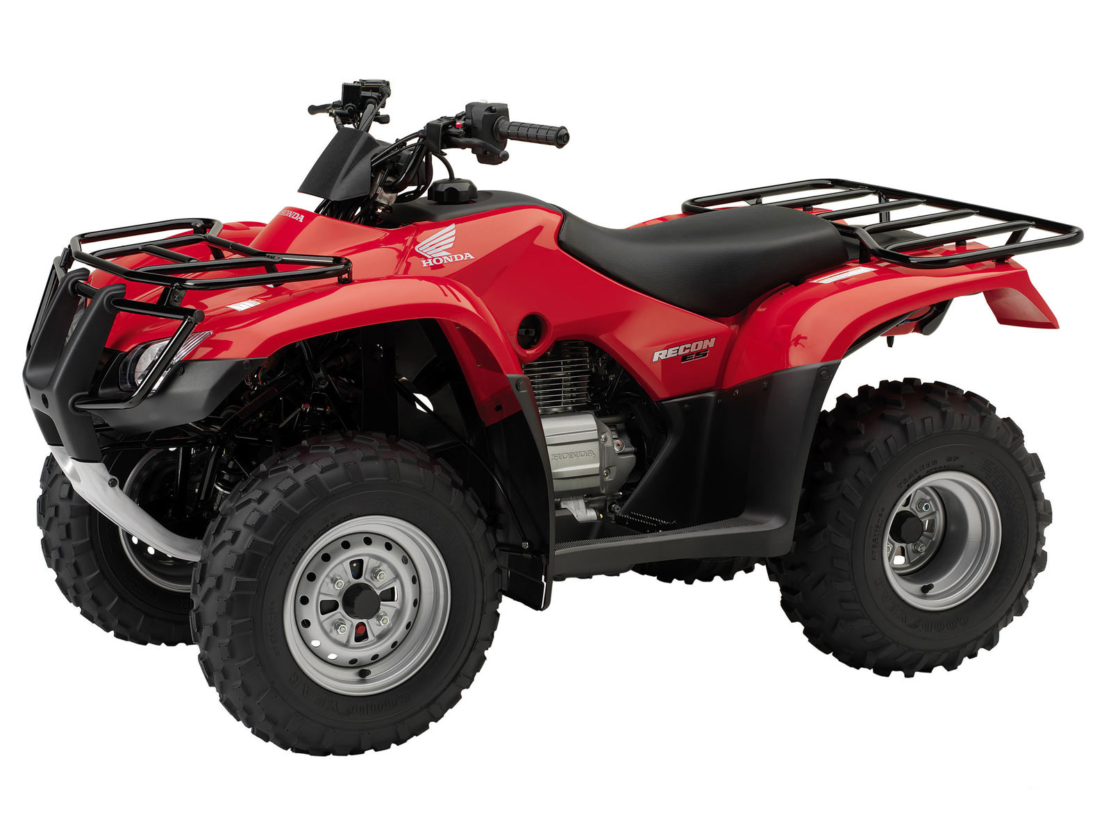 2008 honda fourtrax recon es atv wallpapers. Black Bedroom Furniture Sets. Home Design Ideas