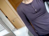 Bamboo jersey top
