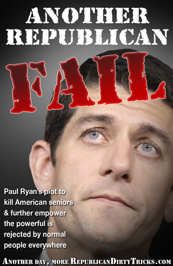 get rid of paul ryan