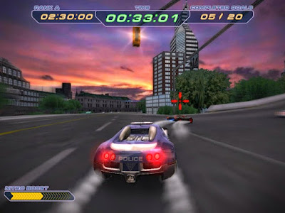 Download Game Balap Police Supercar Racing