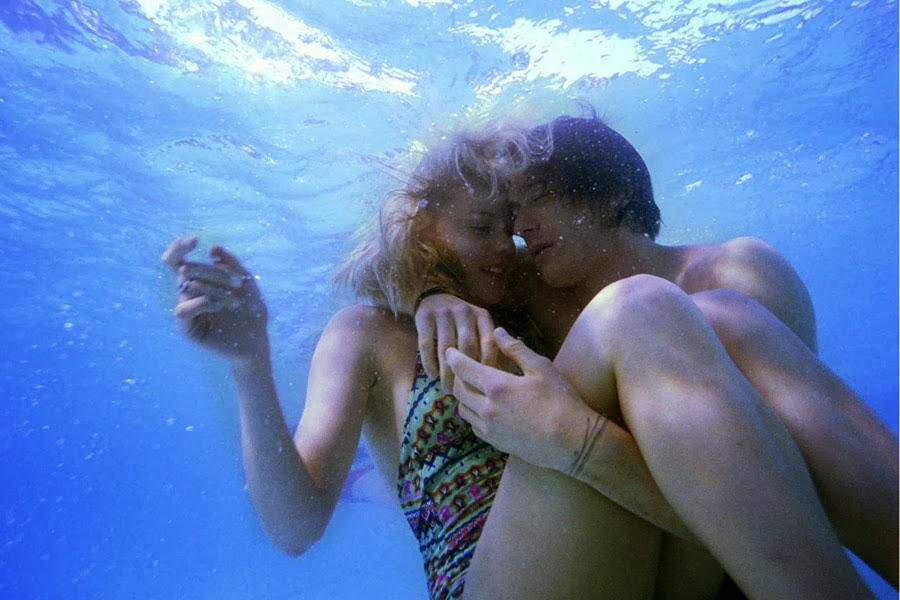 в воде голые фото