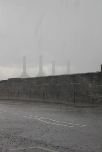 Sunny days & Heavy rains