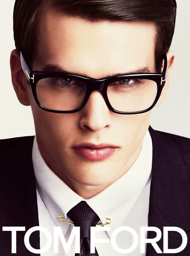 Dane DeHaan In Prada SpringSummer 2014 Eyewear Campaign