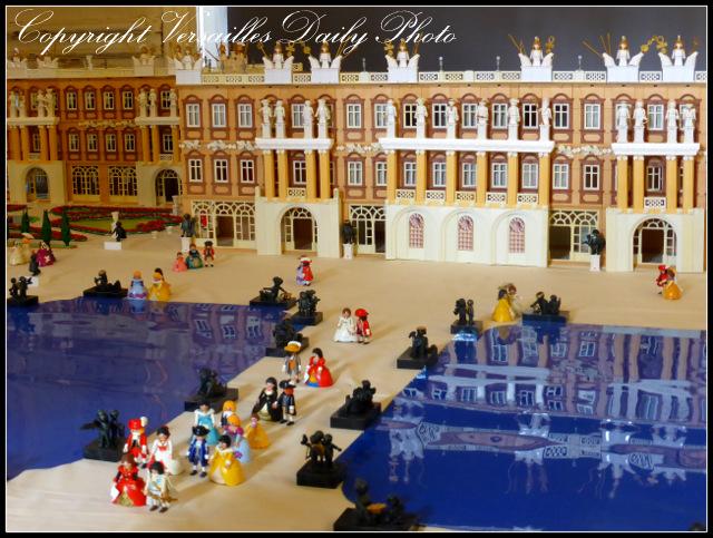 Versailles palace Playmobil