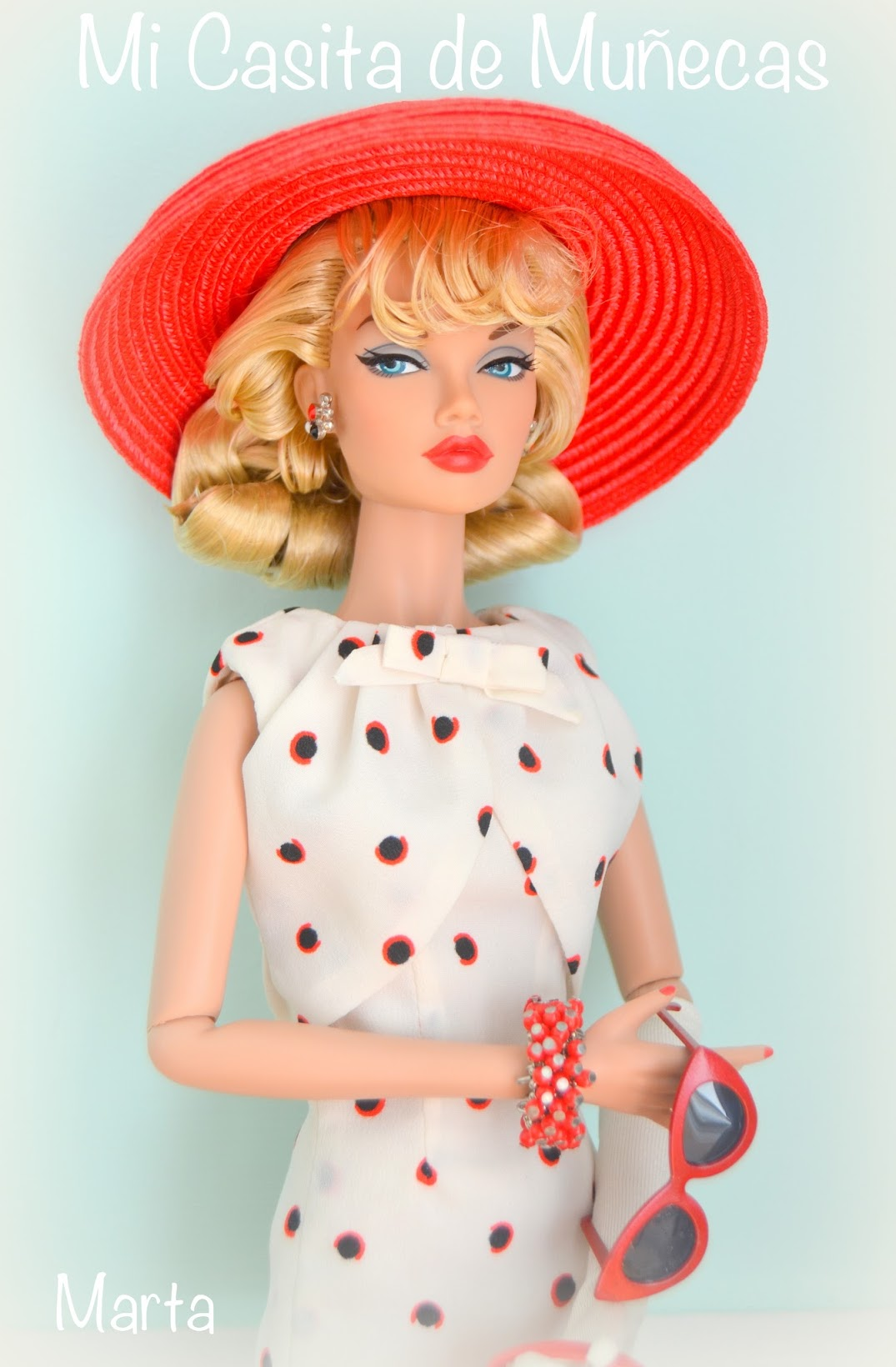 Poppy Parker One fine day, Integrity Toys 2012. Mi Casita de muñecas.
