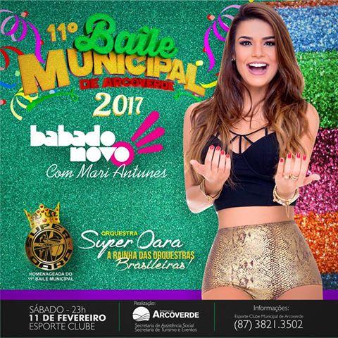 11º Baile Municipal de Arcoverde
