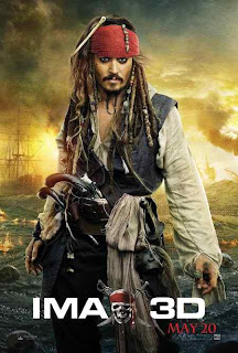 Pirates of the Caribbean 4 Movie Poster