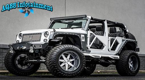 Bagi sebagian orang mungkin menganggap Jeep Wrangler sebagai mobil keluaran lama, dan kurang bergengsi di kelasnya apalagi untuk dilakukan modifikasi.