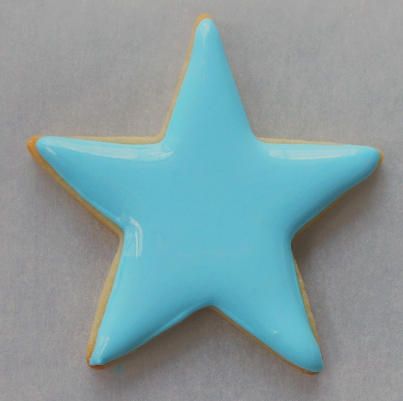 My Cookie Clinic Star Cookies Starry Night