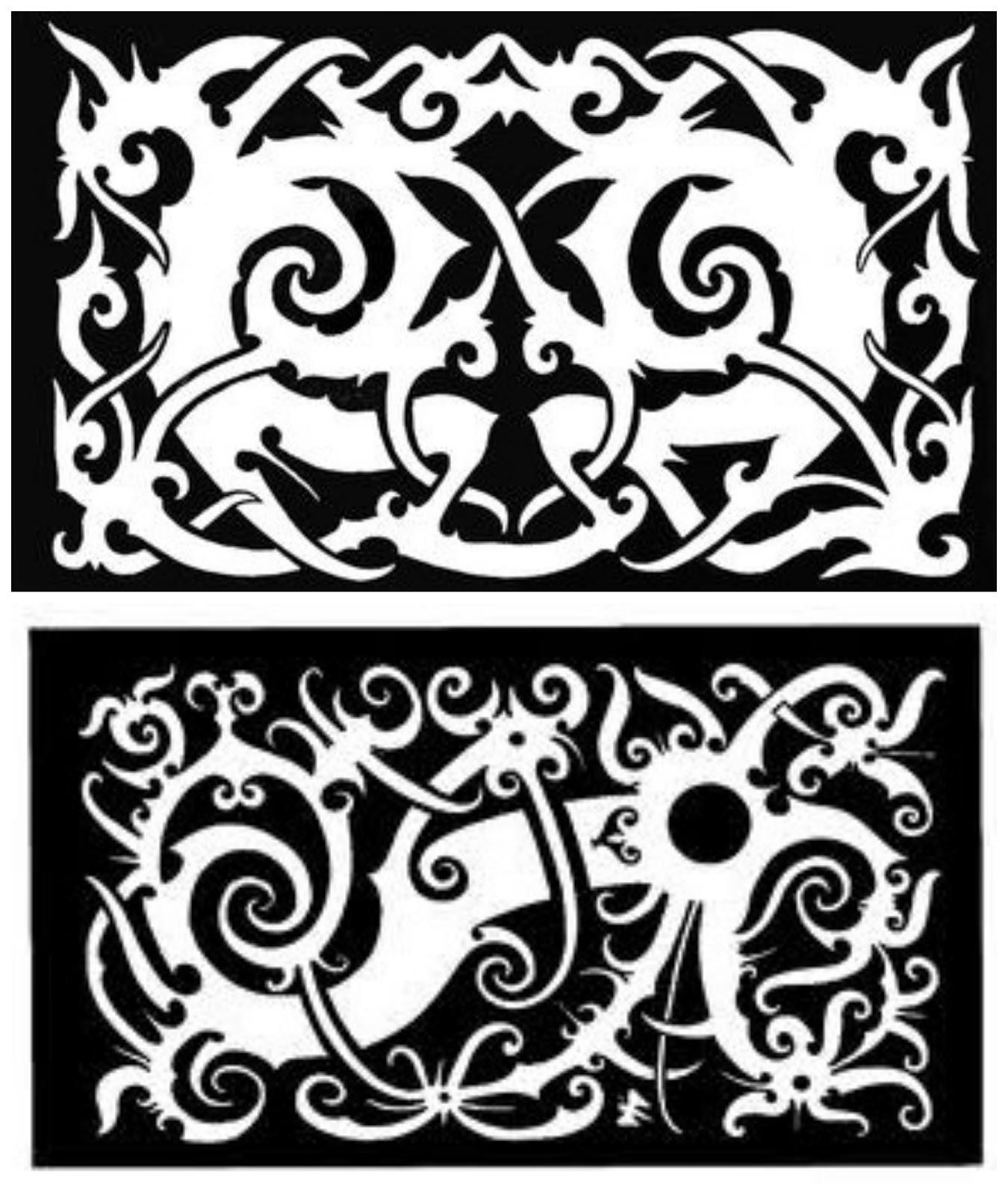 kingdom of sarawak 39 kelingai iban 39 sarawak tattoo. Black Bedroom Furniture Sets. Home Design Ideas