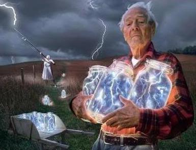 Petir Sebagai Sumber Energi? Mengapa Tidak!