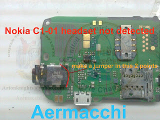 nokia c1 01 handsfree not detected solution nokia c1 01 handsfree jeck