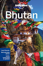 New Lonely Planet Guide to Bhutan