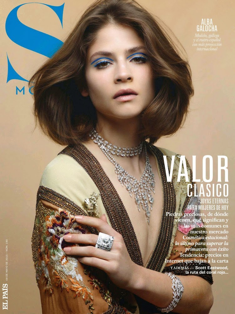 Fashion Model @ Alba Galocha - S Moda, May 2015