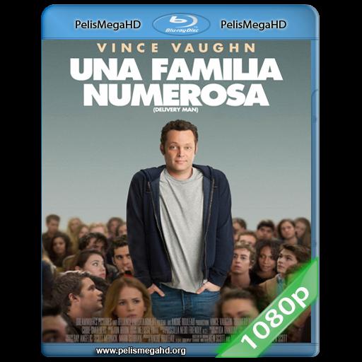UNA FAMILIA NUMEROSA (2013) FULL 1080P HD MKV ESPAÑOL LATINO