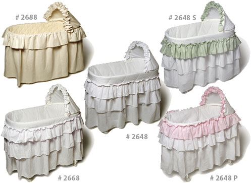 Bassinet Covers For Boys8
