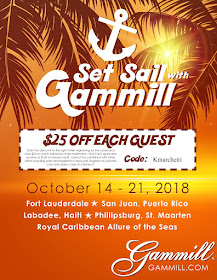 CRUISE SAVINGS CODE Kmarchetti