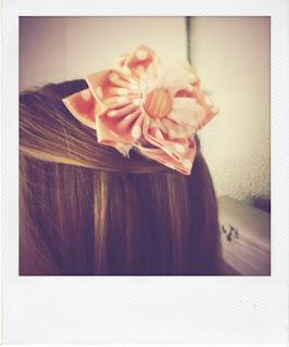 couture, fleur, bohème, création, cheveux, bague