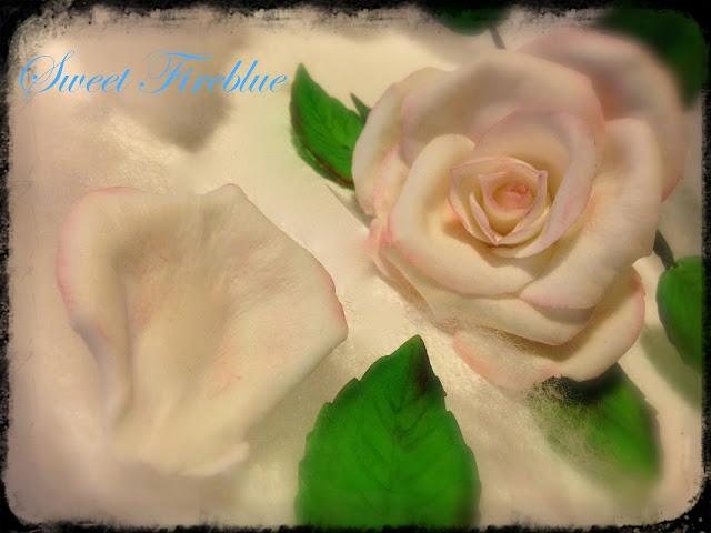 solo una rosa........