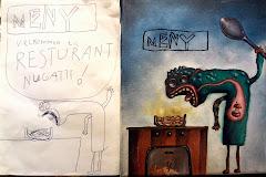 Meny: Resturant Nugatti
