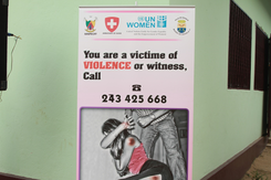 Are you a victime of violence in Cameroon? Just call 00237 243 425 668.