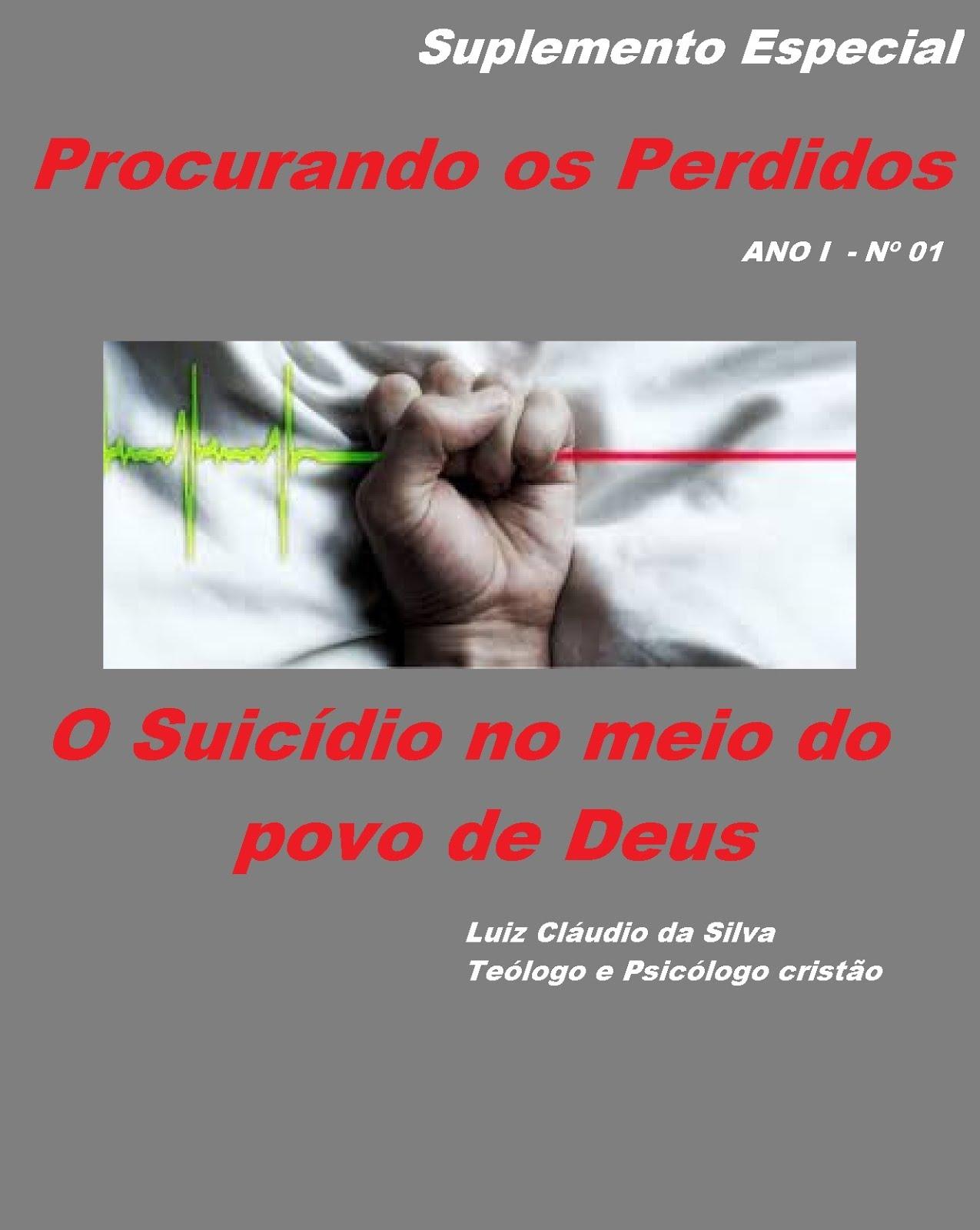 SUPLEMENTO ESPECIAL PROCURANDO OS PERDIDOS