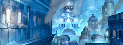 The Legend of Korra Book 2 Scenery