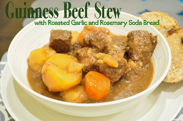 Guinness Irish Stew with Beef