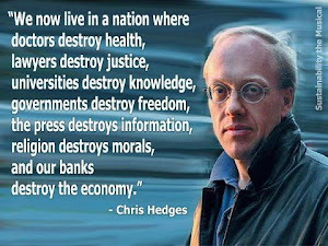 From Chris Hedges