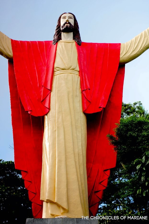 kamay ni hesus shrine quezon province the chronicles of