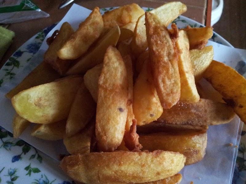 Kentang Goreng KFC Bajet 2016
