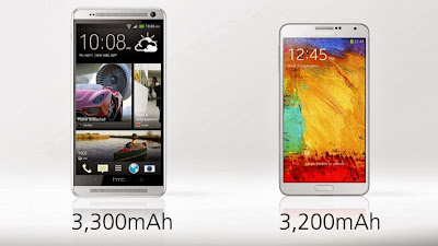 Which One Delivers The Best: The HTC One Max OR Samsung Galaxy Note III?
