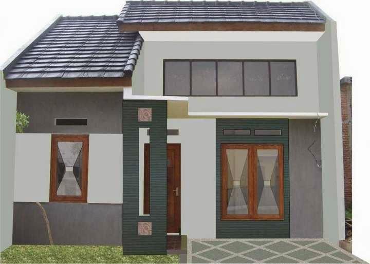 Rumah minimalis elegan