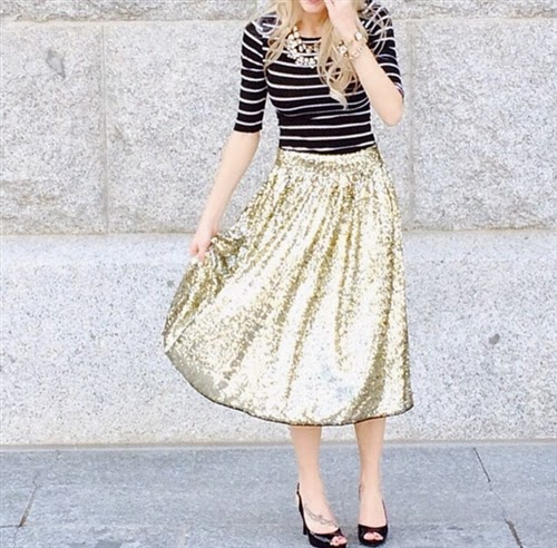 http://taralynnsboutique.com/products/sequin-swing-skirt