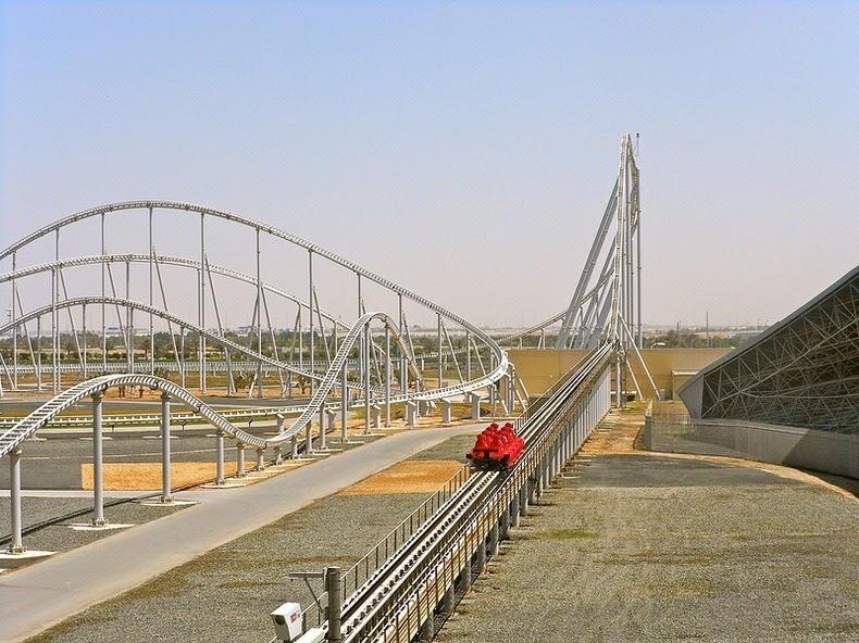 travel trip journey ferrari world theme park in abu dubai. Cars Review. Best American Auto & Cars Review