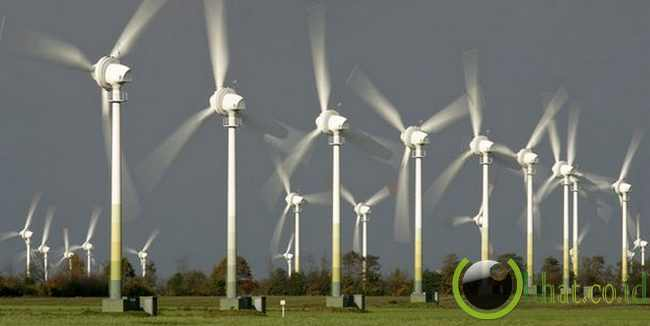 Jerman Energi Tenaga Angin