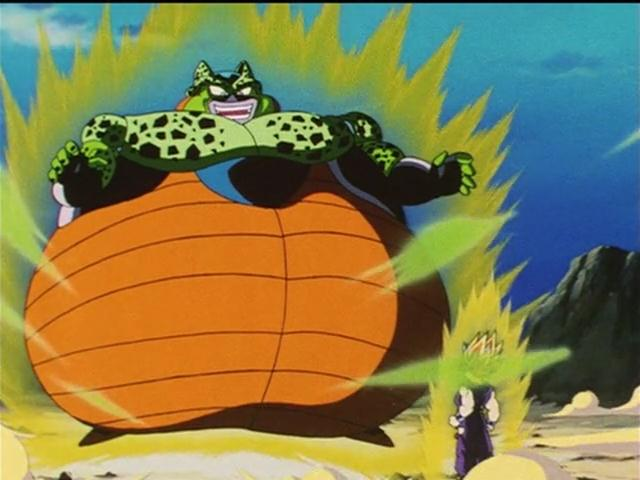 What's Your Favorite Form of Frieza, Cell and Buu and Why? : dbz