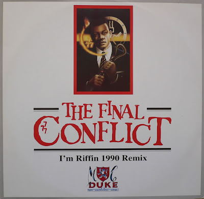 MC Duke & DJ Leader One* ‎– The Final Conflict (1990, Promo CD, 320)