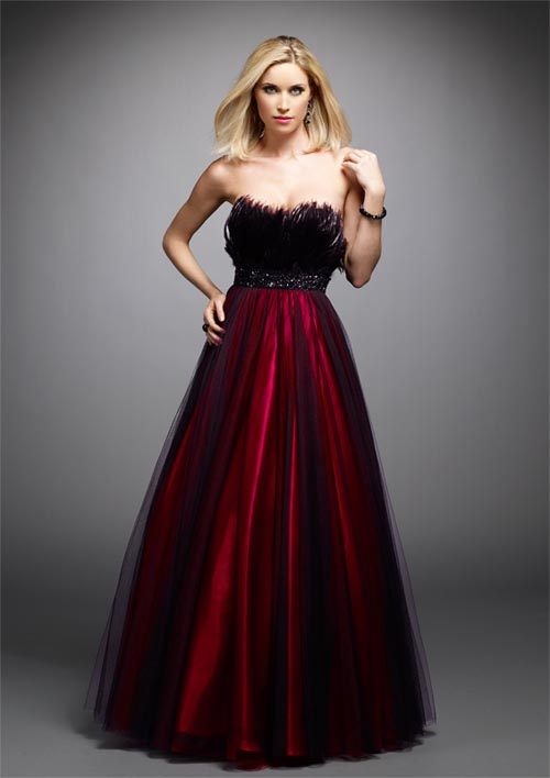 The Best Prom Dresses For Christmas 2011 This Called Fashion And