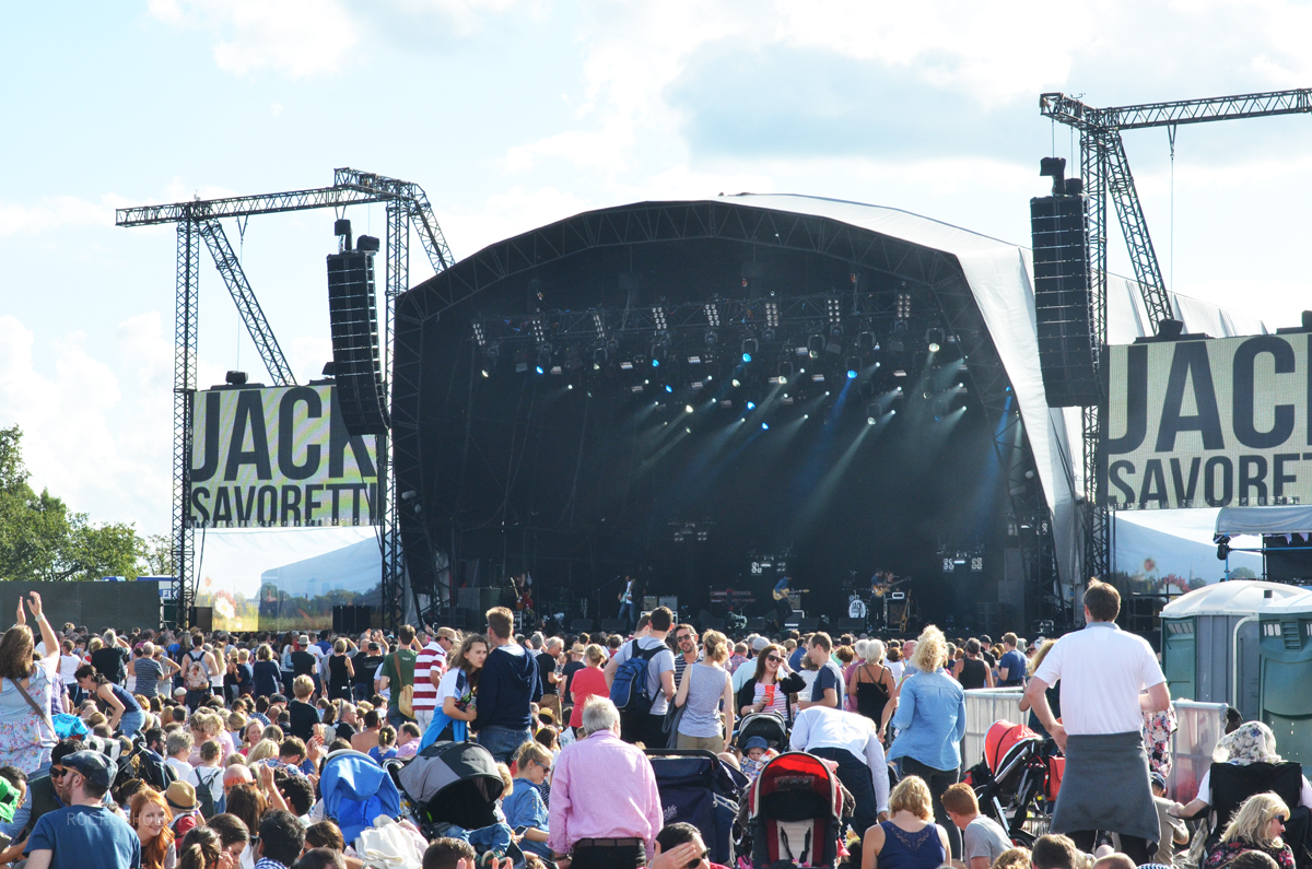 Jack Savoretti at On Blackheath Festival