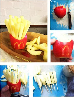 patatas manzana mcdonalds