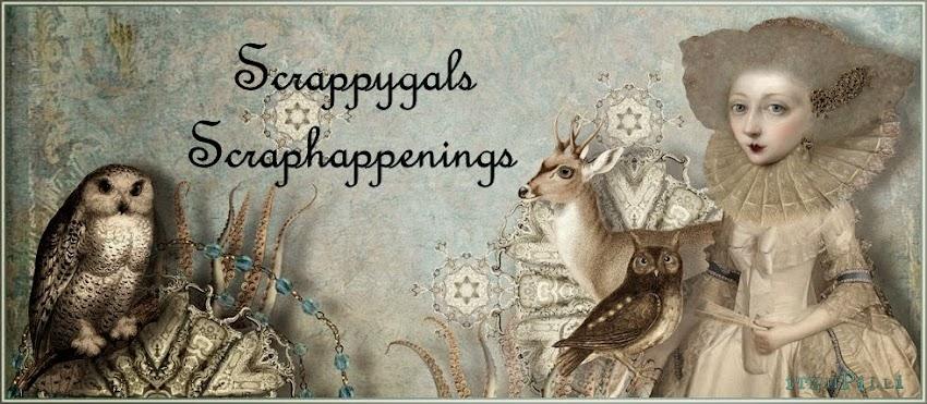 Scrappygal's Scraphappenings