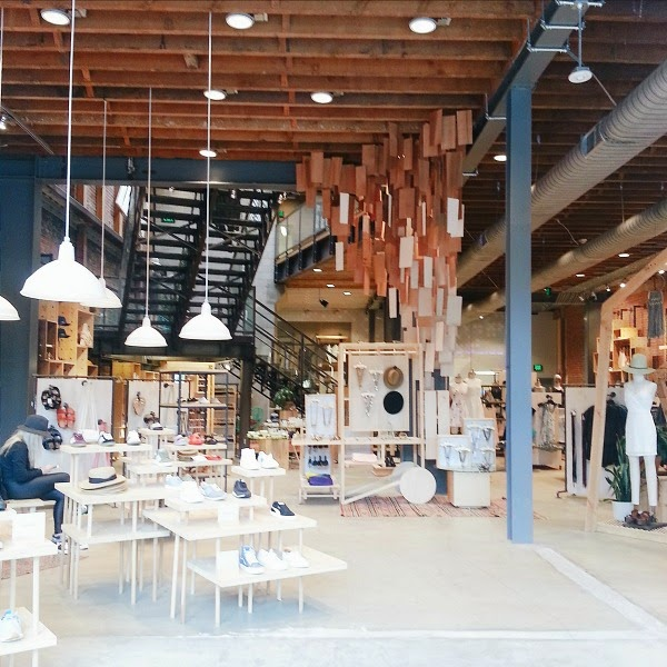 Westwood // Urban Outfitters Interior Design