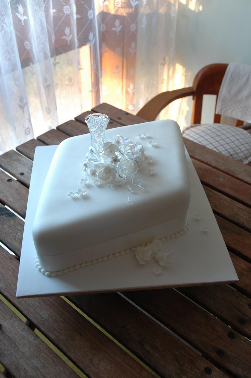 Jessie Cakes 60th Wedding Anniversary