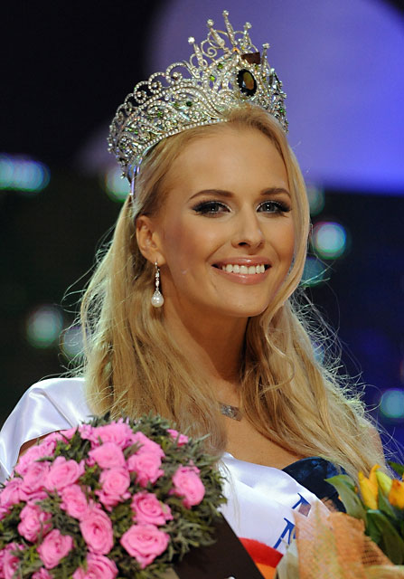 Natalia Pereverzeva's biography