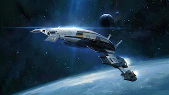 #28 Mass Effect Wallpaper