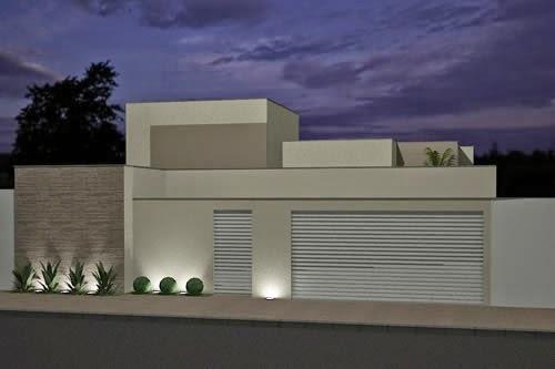 Modelo de fachada - Imagui