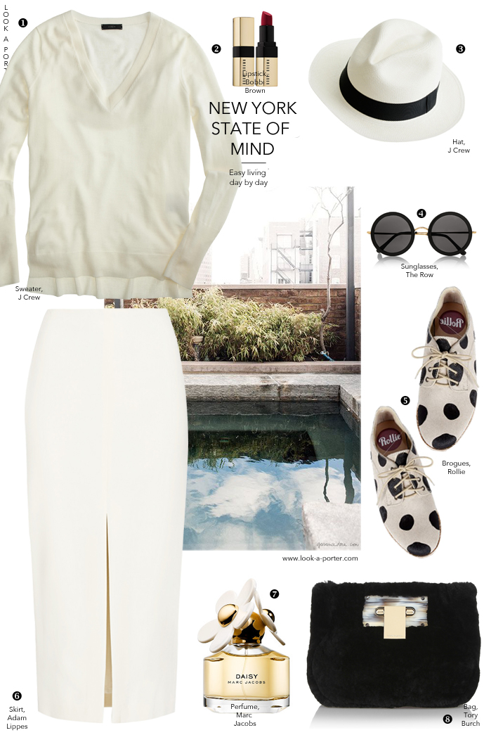 via www.look-a-porter.com style & fashion blog, outfit ideas daily / new york fashion week outfit inspiration & best looks