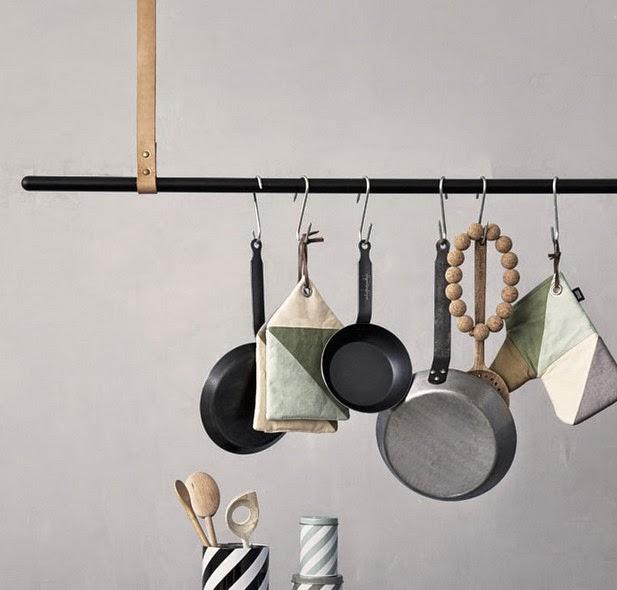 Skandivis utensil hanger